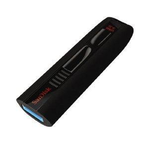 Clé USB 3.0 SanDisk Extreme 64 Go (245 Mo/s en lecture et 190 Mo/s en écriture)