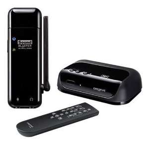 Kit Sound Blaster Wireless + Wireless Receiver