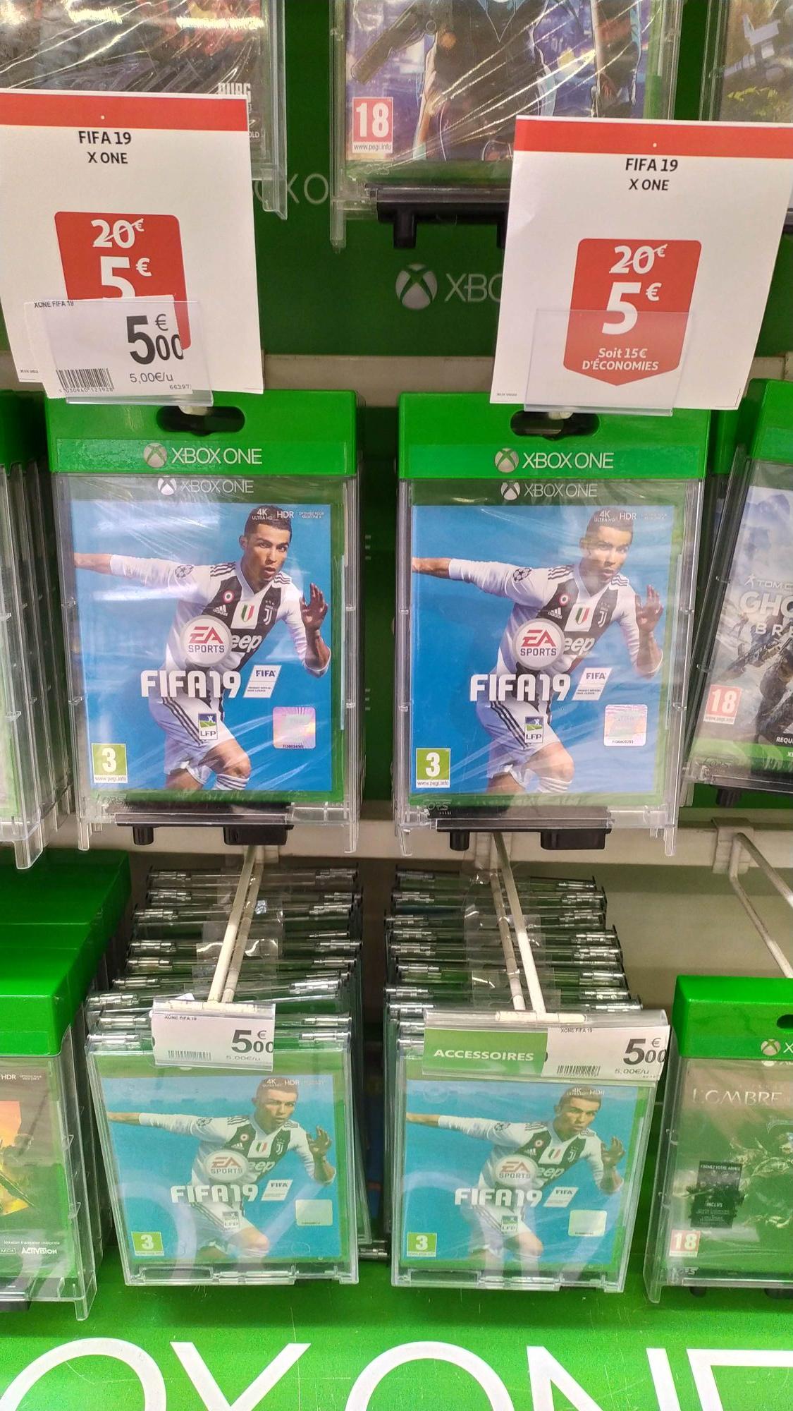 FIFA 19 sur Xbox One - Aubagne (13)
