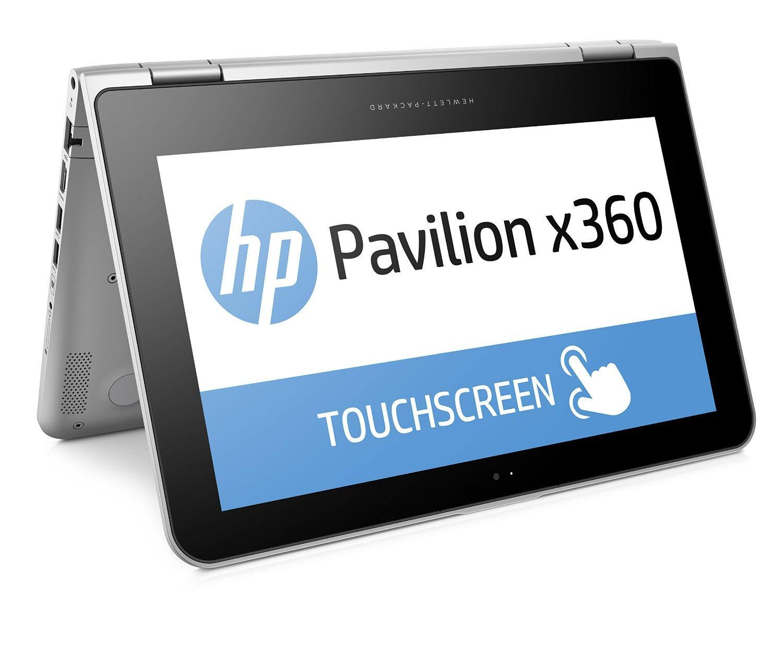 """Jusqu'à 20% de remise supplémentaire sur les PC (UC, Tout-en-un, portable)  HP - Ex : PC Portable 11"""" HP Pavilion x360 11-k000nf"""