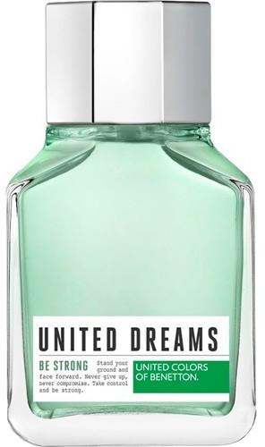 Une eau de toilette homme United Colors of Benetton Dreams Be Strong (100 ml) ou femme Dreams Stay Positive (80 ml) offerte dès 49€ d'achat