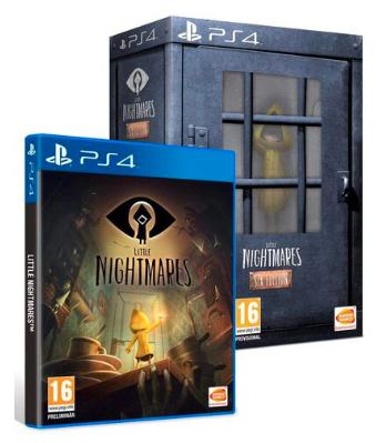 Jeu Little nightmares sur PS4 - Edition six