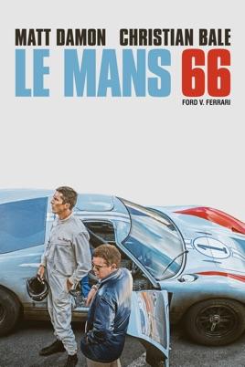 Film Le Mans 66 - 4K UHD HDR (Dématérialisé - iTunes)