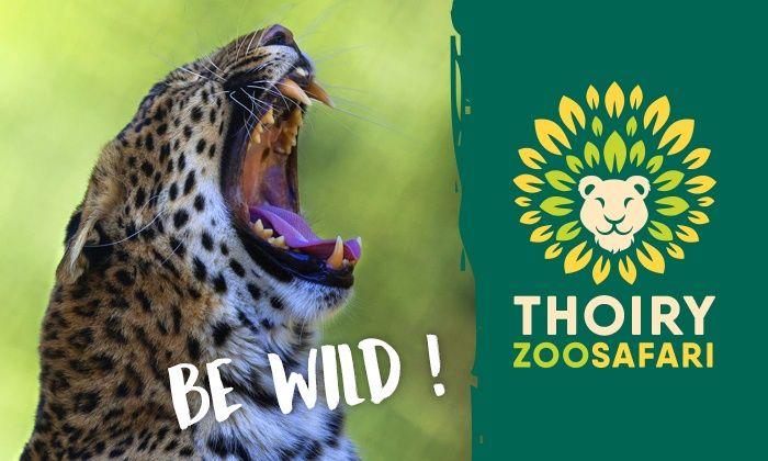 1 billet adulte ou enfant pour le Zoo Safari de Thoiry