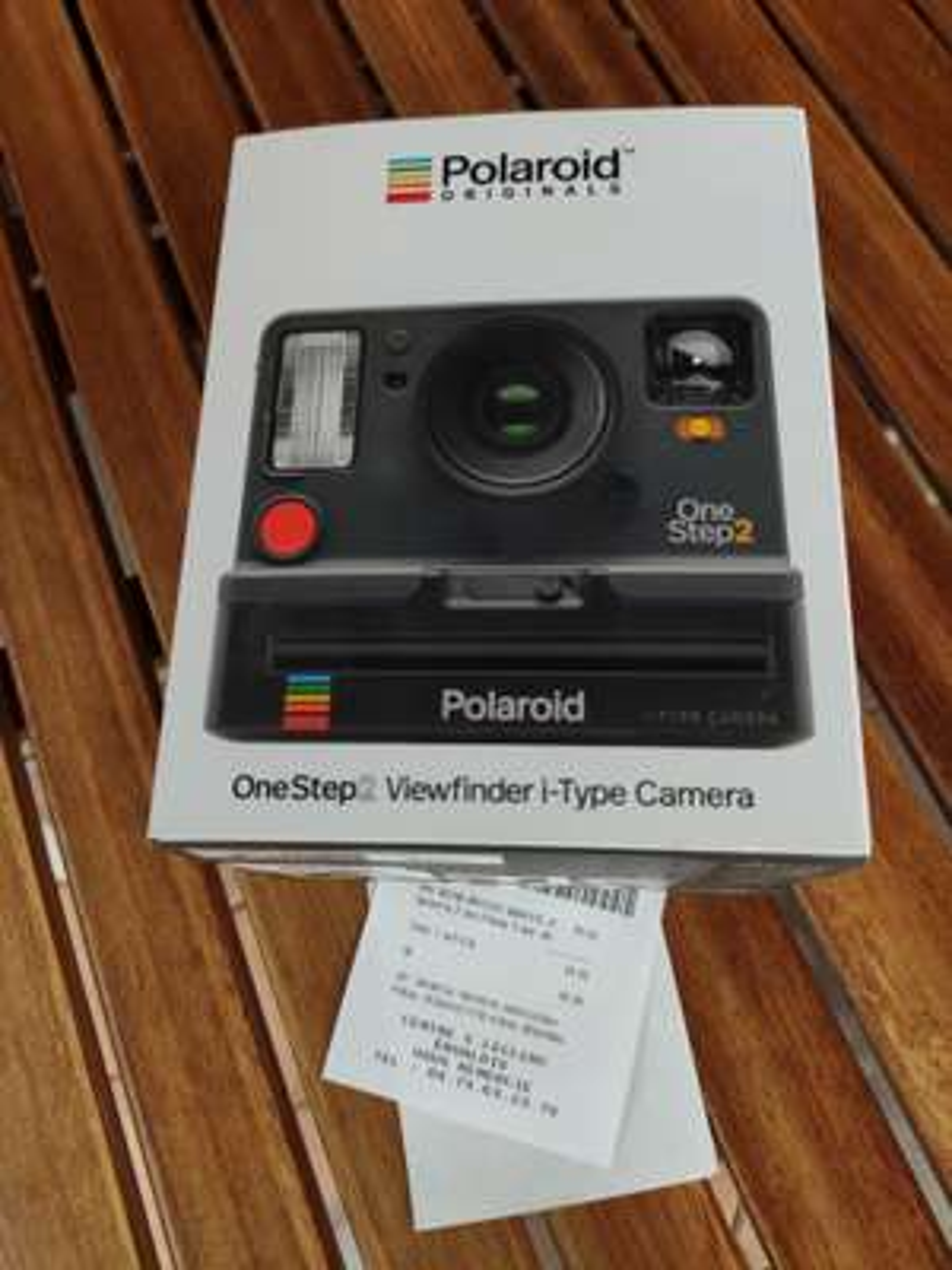 Appareil photo Polaroid OneStep2 Noir - Leclerc Enval (63)