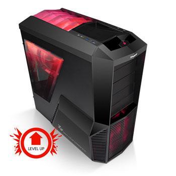 PC Materiel.net Banshee LVLUP (i5-6500, R9-380X, 8Go DDR4, SSHD 1To, Zalman Z11 Plus HF1)