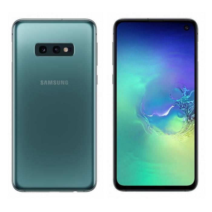"Smartphone 5.8"" Samsung Galaxy S10e - Full HD+, Exynos 9820, 6 Go de RAM, 128 Go (vendeur tiers)"