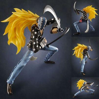 70% de réduction sur les Figurines/Goodies, 40% sur Bluray Animations Japonaises, 50% sur Jeux-Vidéos, 25% sur les Mangas Kazé, 60% sur les T-shirt Manga/SW - Ex : Figurine One Piece P.O.P Model Killer