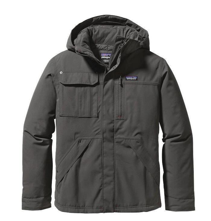 Manteau Patagonia Wanaka Down pour homme - Gris ou Navy