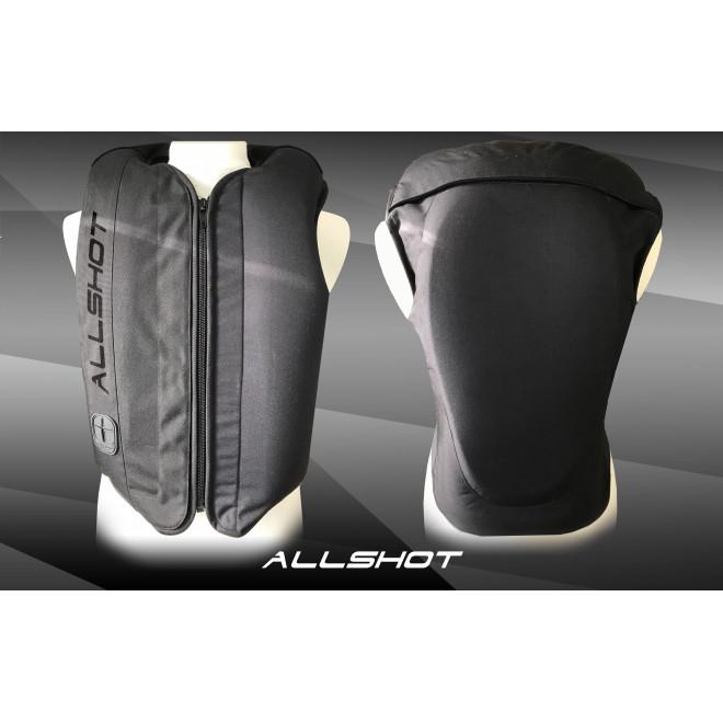 Gilet Airbag Allshot Airsafe - Homme ou Femme