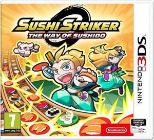 Sélection de Jeux sur Xbox One, PS4 & 3DS en promotion - Ex : Sushi Striker The Way of Sushido sur Nintendo 3DS - Vannes (56)