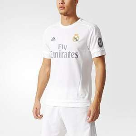 Maillot Real Madrid LDC Domicile Replica 2015-2016