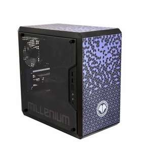 PC Fixe Gamer Millenium MM1 Mini Fiddlesticks - Ryzen 5-1600AF 2019, RAM 16 Go, HDD 1 To + SSD 250 Go, GTX 1660 Super, Windows 10