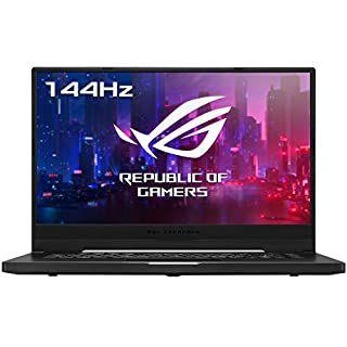 """PC Portable 15.6"""" Asus ROG Zephyrus G15 - 144 Hz, Ryzen 7 4800HS, 16 Go RAM, 512 Go SSD,GeForce RTX 2060 (6 Go), QWERTY, Sans OS, Noir"""