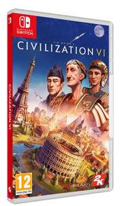 Sid Meier's Civilization VI sur Switch, PS4, Xbox One & PC