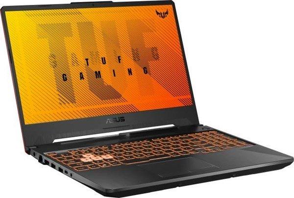 "PC Portable 15.6"" Asus TUF FA506II-HN188 - FHD 144 Hz, Ryzen 5 4600H, 8 Go RAM, 512 Go SSD, GTX 1650 Ti (4 Go) - computeruniverse.net"