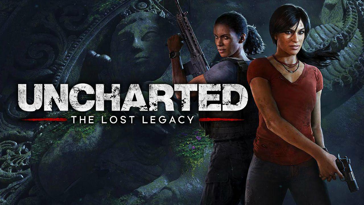 Uncharted : The Lost legacy sur PS4 (Dématérialisé - Store canadien)