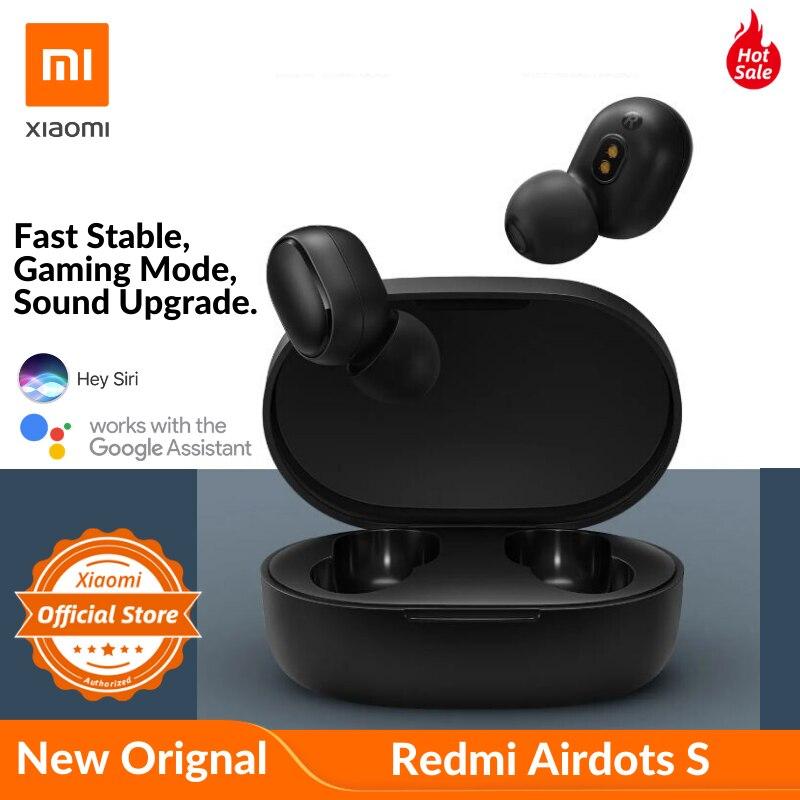 Écouteurs intra-auriculaires sans-fil Xiaomi Redmi AirDots S - noir