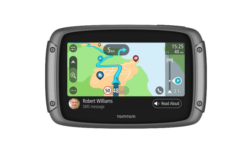 GPS TomTom Rider 550 (moto)