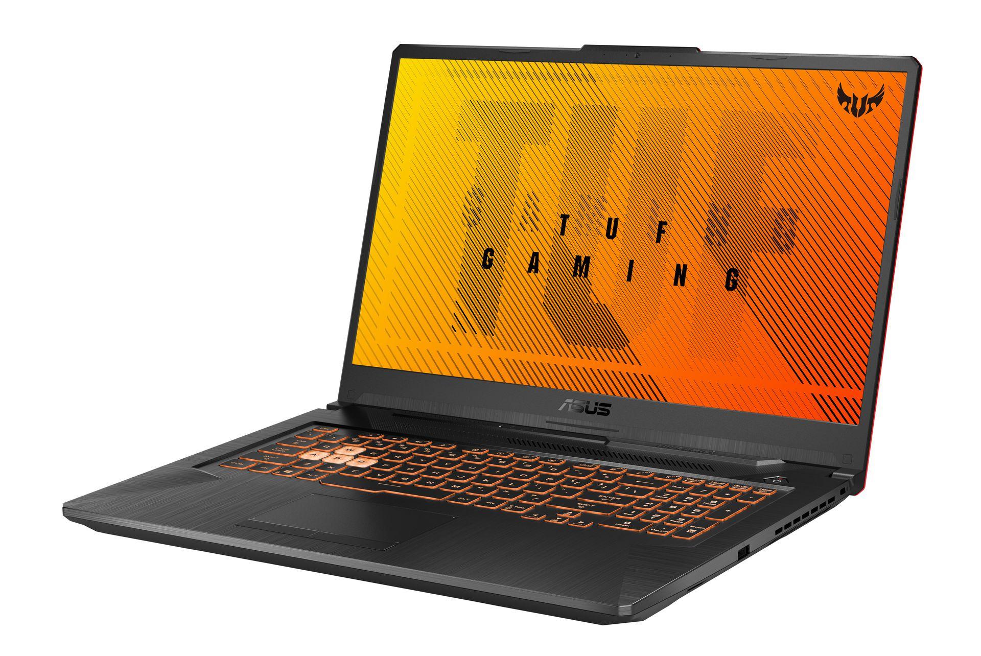 "PC Portable 15.6"" Asus TUF Gaming FA506IV-HN305 - Full HD 144Hz, Ryzen 7-4800H, 8Go RAM, 512Go SSD, RTX 2060, QWERTZ (computeruniverse.net)"