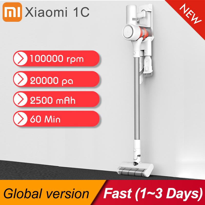 Aspirateur balai Xiaomi Mijia 1C - 400W (Entrepôt EU) - 136,53€ via le code get10
