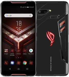 "Pack smartphone 6"" Asus ROG Phone (full HD+, SnapDragon 845, 8 Go de RAM, 512 Go) + station d'accueil Mobile Desktop Dock + coque"