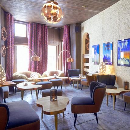 Une nuit à l'hôtel 4* des Dromonts - All inclusive (Brunch, dîner, Open bar avec champagne) en juillet à Avoriaz en Haute-Savoie à partir de