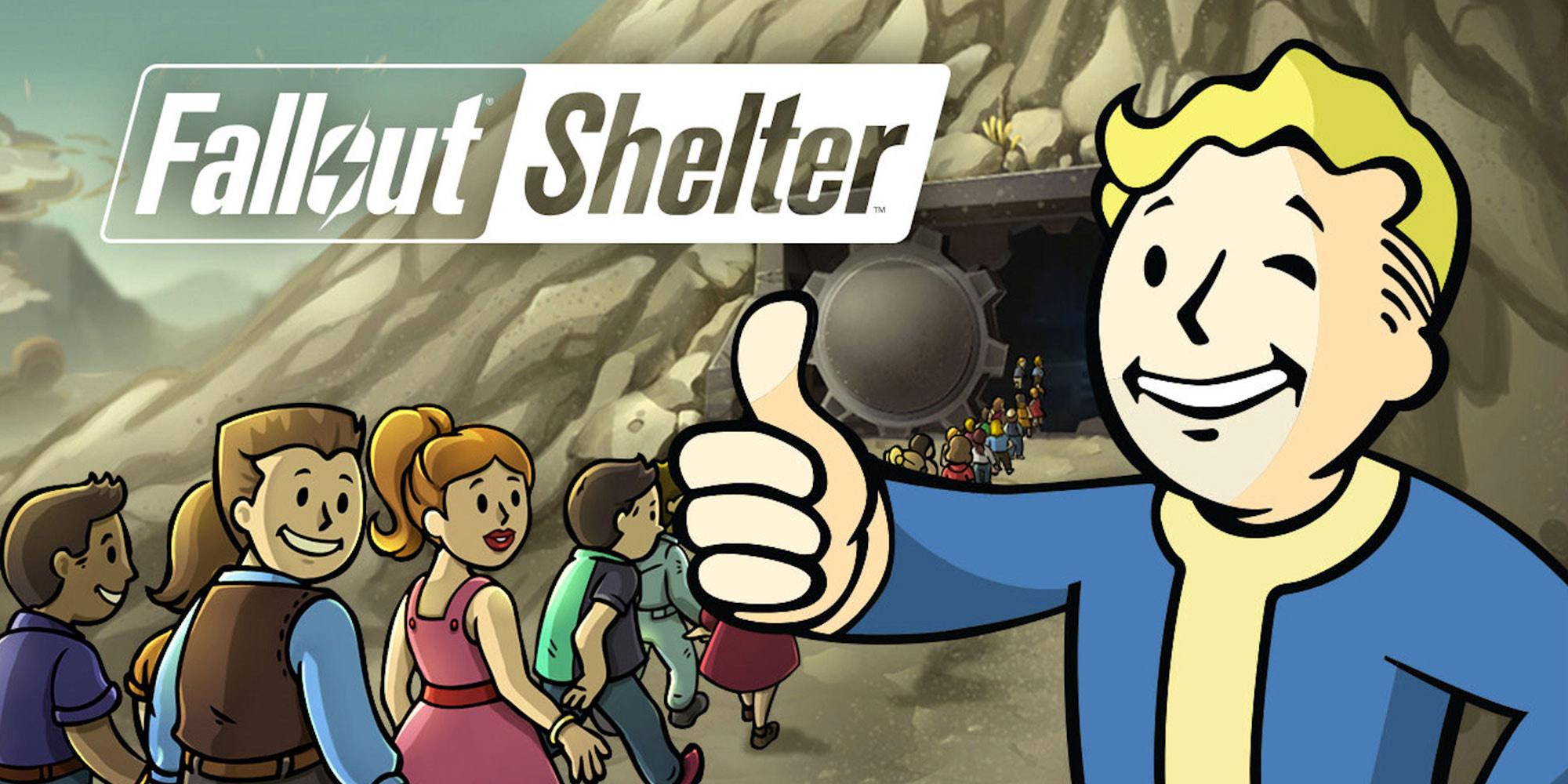 Récompenses gratuites pour les 5 ans de Fallout Shelter pour toute connexion au jeu du 15 au 19 Juin