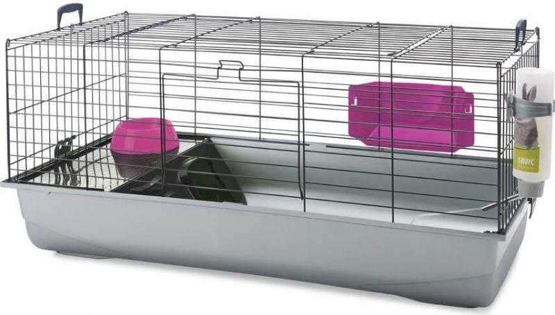 Cage pour lapin Nero 3 - 100 x 50 x 45cm