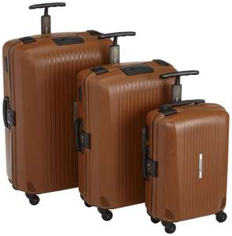 Set de 3 valises Hauptstadtkoffer Q Damm - Marron