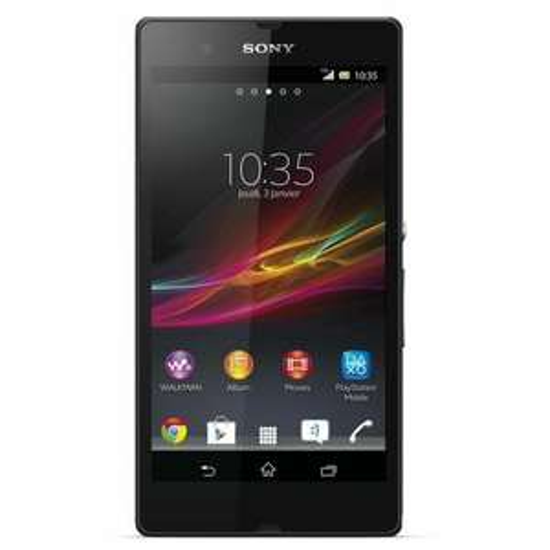 "Smartphone 5"" Sony Xperia Z - Noir"