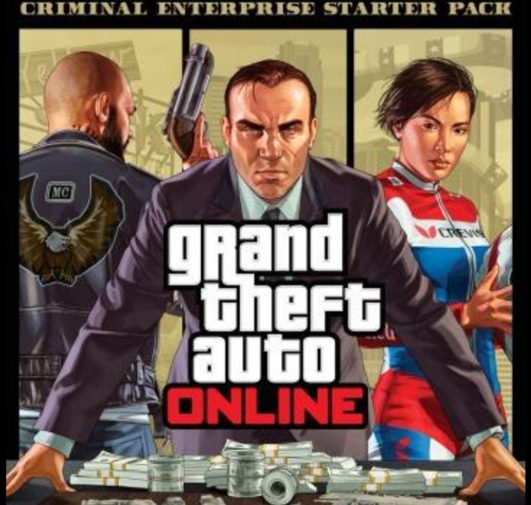 Pack d'entrée dans le monde criminel pour GTA Online sur PS4 (Dématérialisé)