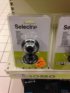 Webcam Selecline - 1,3 Megapixels