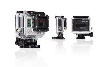 100€ de réduction dès 200€ d'achat sur tout : Jeux-vidéo, GoPro 3 White Edition à 158€...