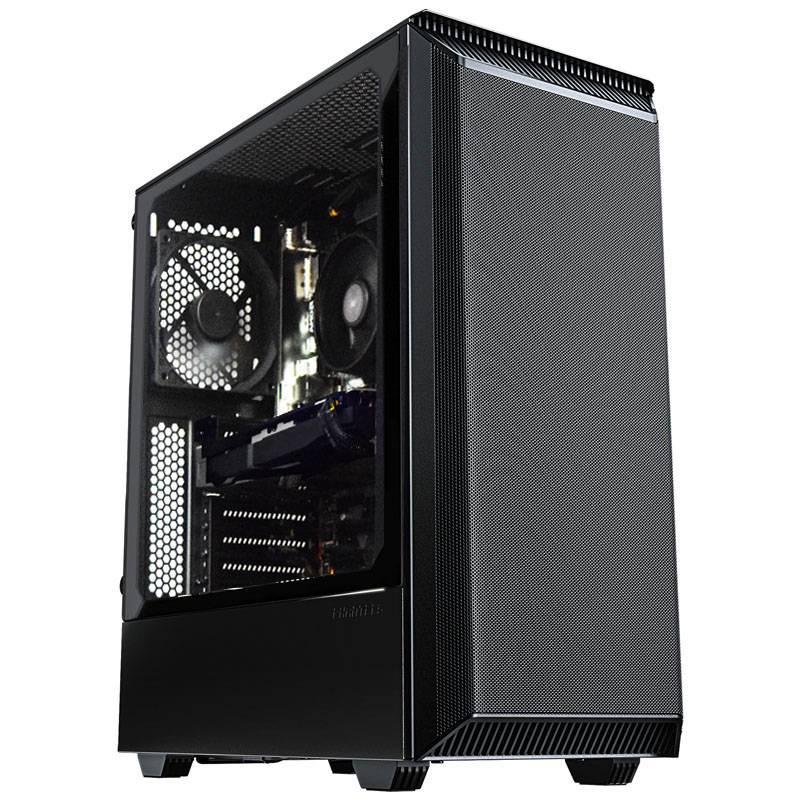 PC Gamer - Ryzen 5 3600, RX 5700XT (8Go), 16Go RAM (3600), Asus B550M-A, 512Go SSD, Alim. 850W 80+ Bronze, Boitier Phanteks P300A, Sans OS