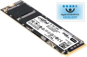 SSD interne M.2 NVMe Crucial P1 (CT500P1SSD8) - 500 Go