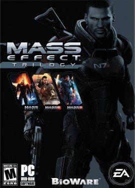 Jeu Mass Effect Trilogy sur PC (Dématérialisé, Origin)