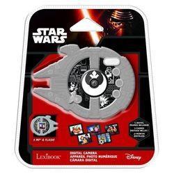 Appareil photo numérique Lexibook 5MP Star Wars VII Faucon Millenium