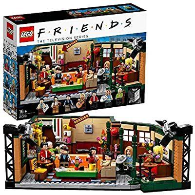 Jeu de construction Lego Ideas Friends : Central Perk n°21319