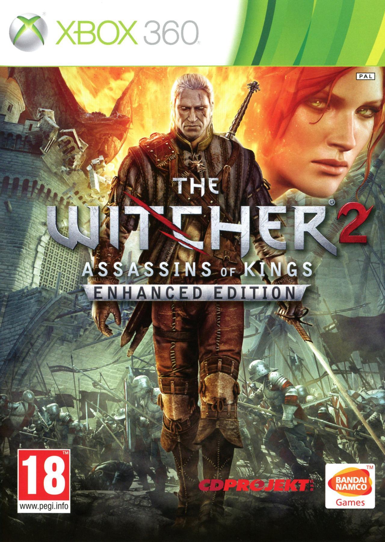 The Witcher 2 (dématérialisé) Gratuit sur Xbox