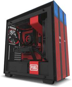 Tour PC Gaming NZXT H700 Limited Edition PUBG