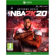 NBA2K20 sur Xbox One et PS4