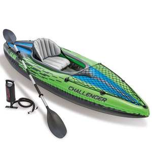 Kayak gonflable Intex Challenger K1 - 1 Place