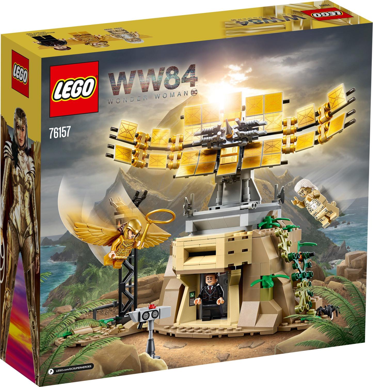 Jouet Lego DC Super Heroes (76157) - Wonder Woman vs Cheetah (vendeur amazon )