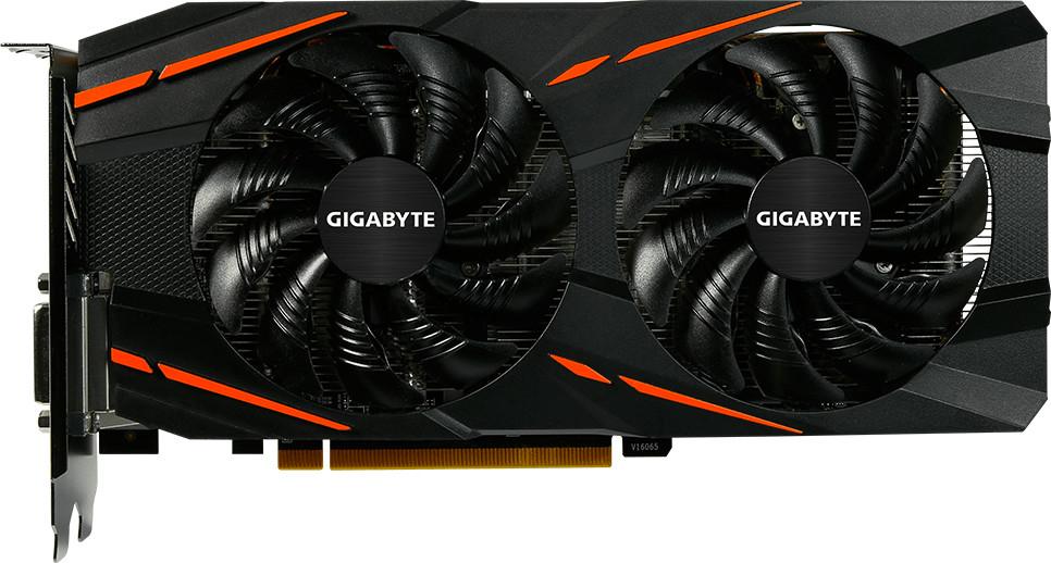 Carte graphique GigaByte Radeon RX 580 Gaming - 4 Go