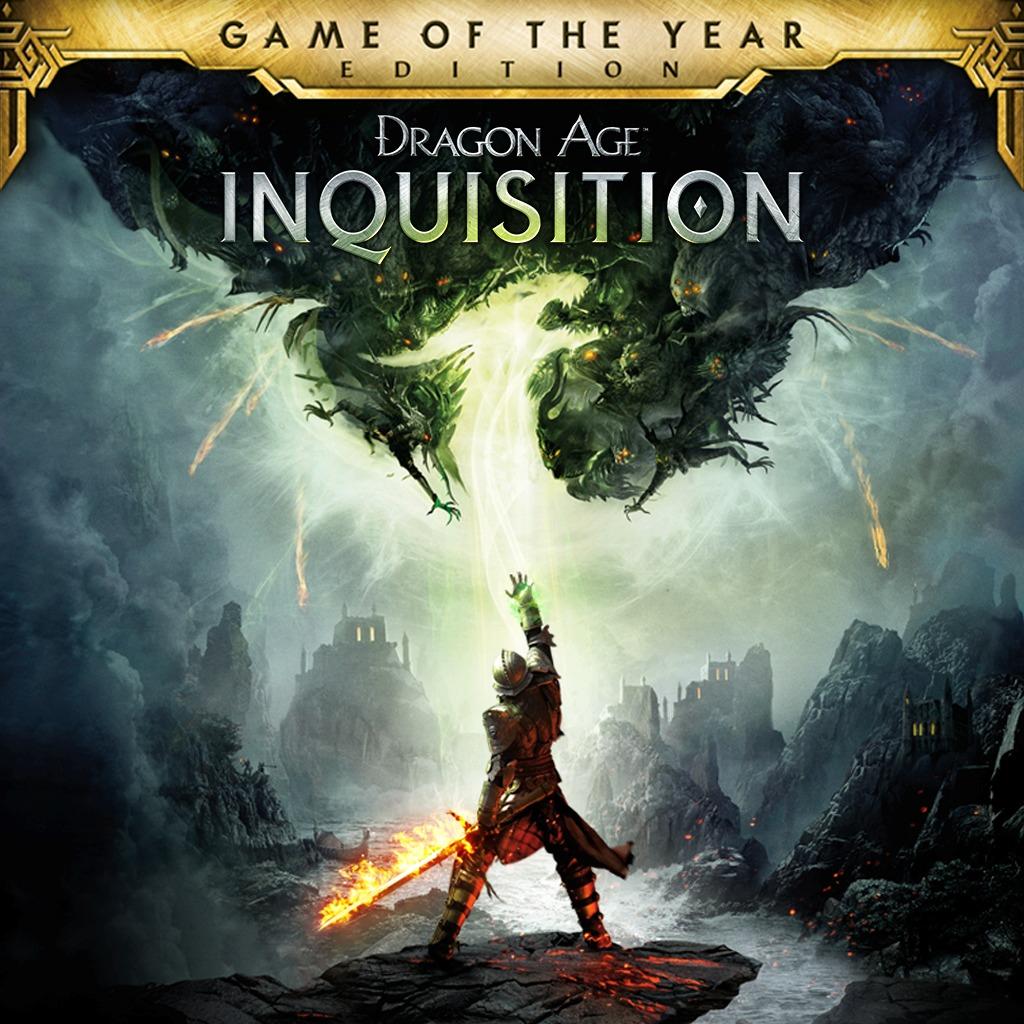Dragon Age: Inquisition - Édition Game of the Year sur PS4 (dématérialisé)