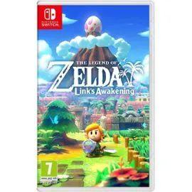 Sélection de jeux Nintendo Switch en promotion - Ex : The Legend of Zelda Link's Awakening (+2€ en SuperPoints)