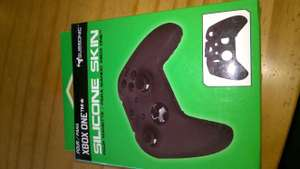 Housse Silicone Subsonic pour manette Xbox One
