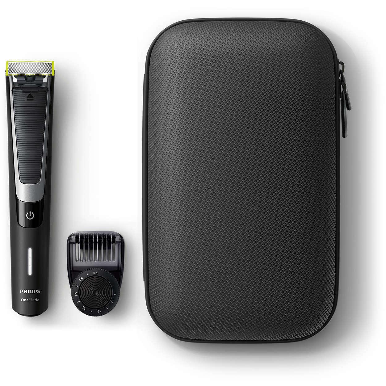 Tondeuse à Barbe Philips OneBlade Pro QP6510/64