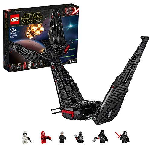 Jouet Lego Star Wars (75256) - La navette de Kylo Ren